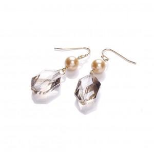 Narnia Gem Drop Earrings